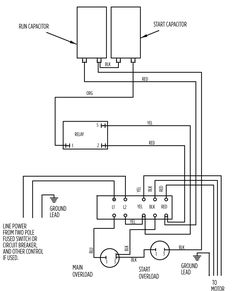 Wiring Diagram For 220 Volt Submersible Pump Well Pump Submersible Well Pump Franklin Electric