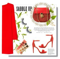 """""Saddle Up!"" contest"" by excogitatoris ❤ liked on Polyvore"