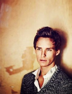 """""""Is Eddie Redmayne hot?""""  Exhibit G: This expression, hot.  ..this is the greatest thing haha"""