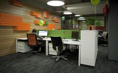 Mail.ru Groups New Studio Nord and Odnoklassniki Offices. Awesome Office Design.