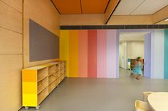 John Septimus Roe Anglican Community School WA by Brooking Design Architects