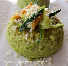 cocomerorosso: Sformatino di zucchine