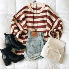 Over 30 adorable spring outfits for the office - outfits - # adorable . - Over 30 charming spring outfits for the office – outfits – # charming # Spring outfits - Teen Fashion Outfits, Retro Outfits, Mode Outfits, Office Outfits, Cute Casual Outfits, Outfits For Teens, Stylish Outfits, Womens Fashion, Ootd Fashion