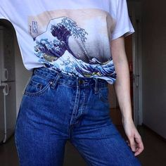 I love this shirt with those jeans. What do you think?