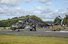MiL Mi-35 'Hind', Czech Air Force