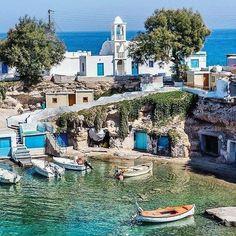 #milos #milosisland #greece #greekislands #cyclades #islandofcolors