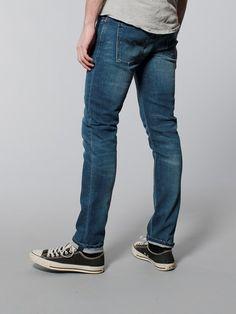 Grim Tim Organic Green Symphony - Nudie Jeans Co Online Shop