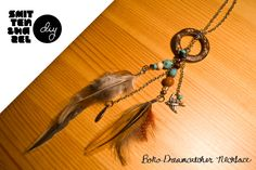 DIY Boho Necklace