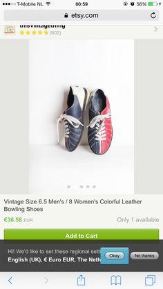 Bowling shoes ebay