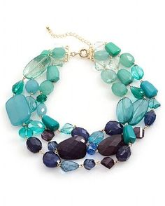 Necklace W/ Pendants - Collections - Google+