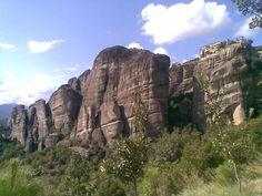 Meteora, Kalambaka, Greece Half Dome, Mount Rushmore, Greece, Traveling, Mountains, Nature, Greece Country, Viajes, Naturaleza