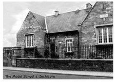 The Model School, Inchicore, Dublin Old Pictures, Old Photos, Model School, Old Irish, Photo Engraving, Dublin City, Dublin Ireland, Historical Photos, Family History