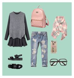 """""""basic tone for daily hijab wear"""" by arianipermana on Polyvore featuring Abercrombie & Fitch, Princess Carousel, Jeffrey Campbell, Casetify, women's clothing, women's fashion, women, female, woman and misses"""