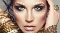 Showstopping Coachella Makeup Trends