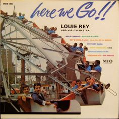 Louie Rey - Her We Go!!   Esta Es Mi Salsa