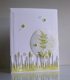 Astilbe CAS331, TLC540 by kiagc - Cards and Paper Crafts at Splitcoaststampers
