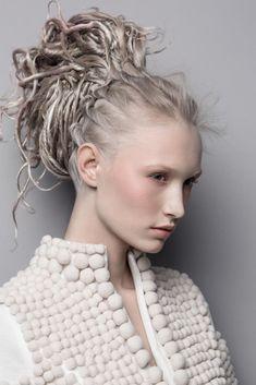 www.estetica.it | Hair: Christophe Gaillet for L'Oréal Professionnel / Styling: Wioletta Podsiadlik / Make up: Izabela Szelagowska / Photo: Weronika Kosinska