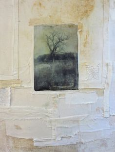 As it Were | encaustic mixed media -by bgmills