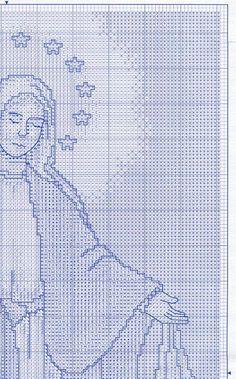 Cross Stitch Patterns, Crochet Patterns, Bible Covers, Chicken Scratch, Religious Cross, Filet Crochet, Embroidery, Kato, Cross Stitch Angels