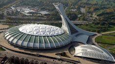 #Quizz Selon vous, quel architecte français a conçu le Stade olympique de Montréal ? ⚽ - Oscar Niemeyer - Roger Taillibert - Norman Foster