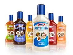 Kraft Anything Dressing Only $.39 after Coupons at Target