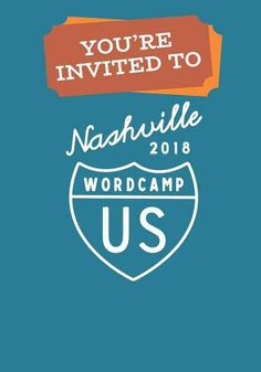 WordCamp US Additional Hotels and Accommodations in Nashville – WordCamp US 2018 December 7, Youre Invited, Nashville, Autumn Winter Fashion, Projects To Try, Hotels
