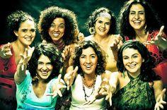 Nos sábados 12 e 26 de maio, o grupo feminino Vozes Bugras sobe ao palco do Sesc Vila Mariana, às 13h30, para shows com entrada Catraca Livre.