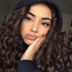 baddie makeup – Hair and beauty tips, tricks and tutorials Makeup Goals, Makeup Tips, Beauty Makeup, Hair Makeup, Hair Beauty, Beauty Skin, Beauty Care, Makeup Style, Eyebrow Makeup