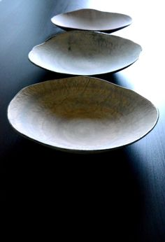"assiettes "" Camaieux"" Sabine Pagliarulo"