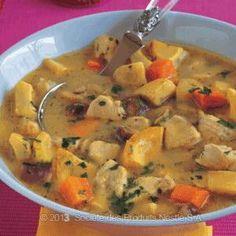 Chicken Artichoke Stew
