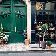 Shop in Paris.