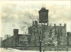 The old Cambria County Jail.