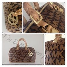 Michael Kors Purse  Cake by The Buttercreamery