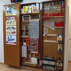 Heimwerkstatt, home workshop