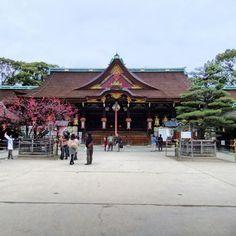北野天満宮 : 京都市, 京都府