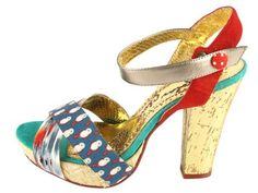 Irregular Choice: Whoopi