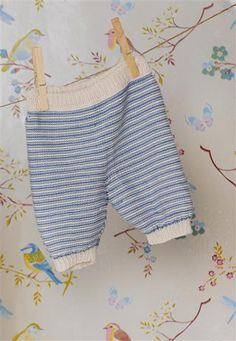 1507: Design 11 Shorts #strikk #knit #bomull #cotton