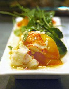 Maine Lobster Salad With Sweet Corn, Heirloom Tomatoes & Burrata Cheese