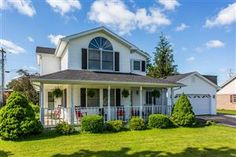 SOLD! 411 Plumtree Dr. Berea, KY Talk about a #wraparoundporch