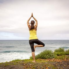 Balance like a boss in these tricky, tippy poses, courtesy of yogi and Nike master trainer Traci Copeland. - Fitnessmagazine.com