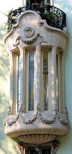 Barcelona Window/Balcony