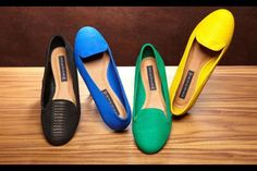 Loafers...I want them all :)