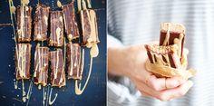 CARAMEL SLICE » Our Holistic Kitchen Vegan, refined sugar free