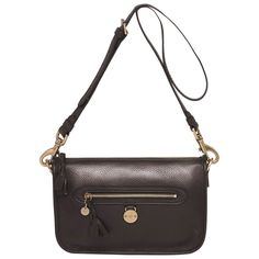 Somerset Satchel from Mulberry. Simple, elegant and less popular than the Alexa (which is good!) 450 gbp