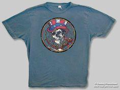 Grateful Dead Vintage Psycle Sam T-shirt