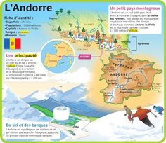 Educational Infographic on Andorra 2 French Class, French Lessons, Best History Books, World History, Andorra, Pays Francophone, Disney World Rides, Classroom Behavior Management, Socialism