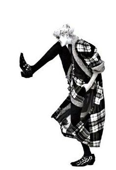 Picture gallery page Fashion and modeling pictures of famous model Agyness Deyn from UK. Black N White Images, Black And White, Agyness Deyn, Famous Models, Tomboy, Girl Crushes, Supermodels, Actors & Actresses, Plaid
