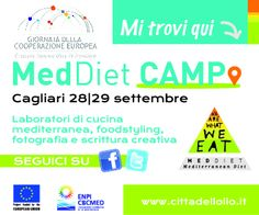 #MedDiet   #meddietcamp   #cagliari   #sardegna
