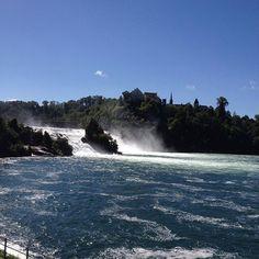 #Rheinfall #Schaffhausen #Neuhausen #OomenTour2015