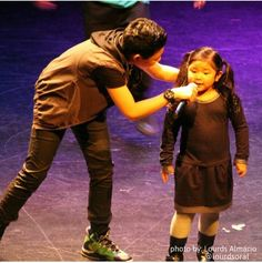 and little sister lynelle :) Espanto, Little Sisters, Idol, Couple Photos, Concert, Couples, Hair Styles, Board, Couple Shots